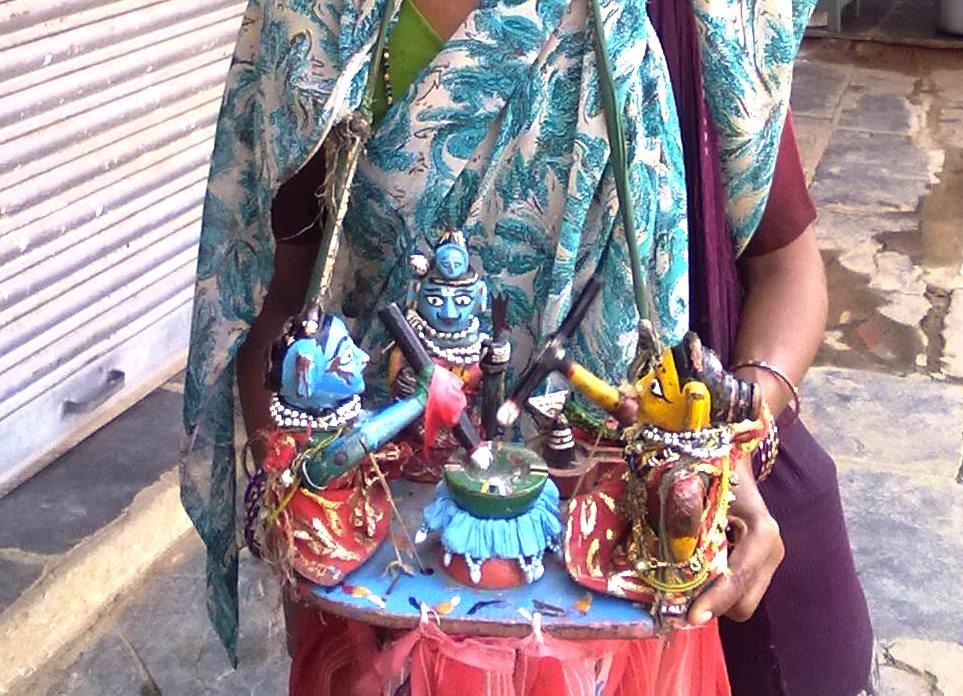 చిత్రలిపి (గంగమ్మా గౌరమ్మా)