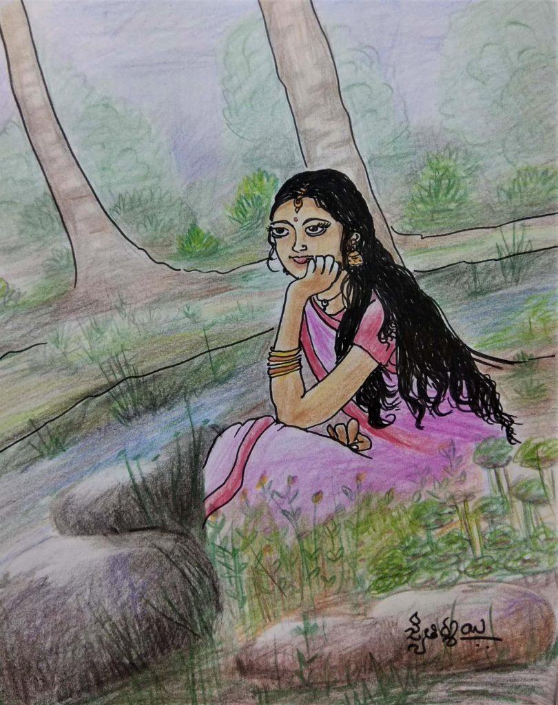 గజల్-ఎదురుచూసి