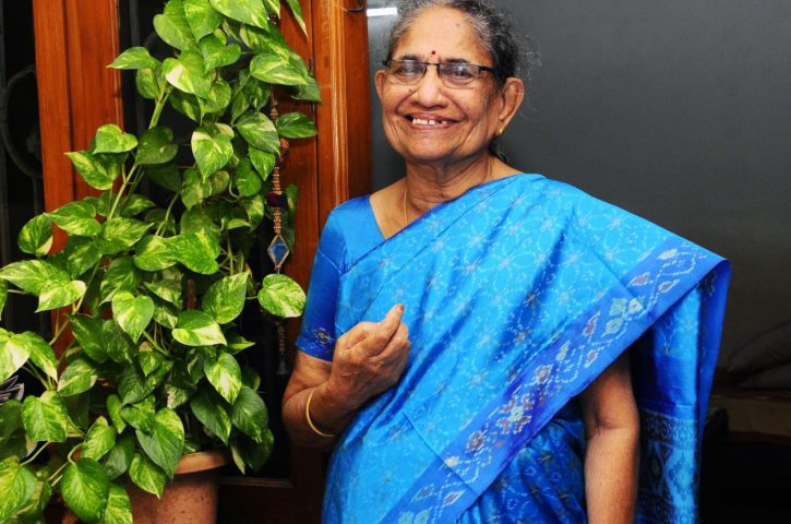 Haunting Voices: Stories heard and Unheard -8 Damayanti's Daughter (Damayanti Kuturu) by Satyavathi.P