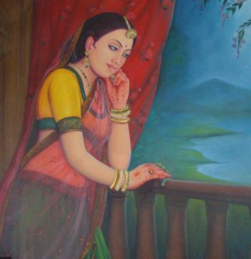 Him in the window (Telugu Original  by Kitikilo atanu Dr K.Geeta)