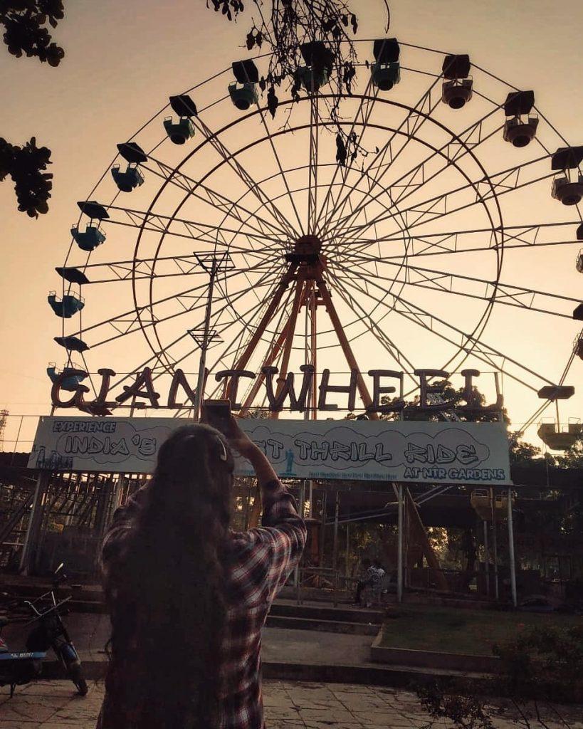 Gaint wheel