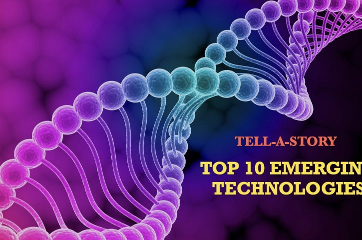 Tell-A-Story (New Column) (Top 10 Emerging Technologies of 2020)