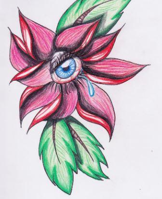 TEARY FLOWERS