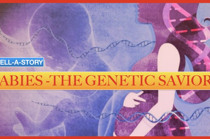 Tell-A-Story (Babies:The Genetic Saviors)