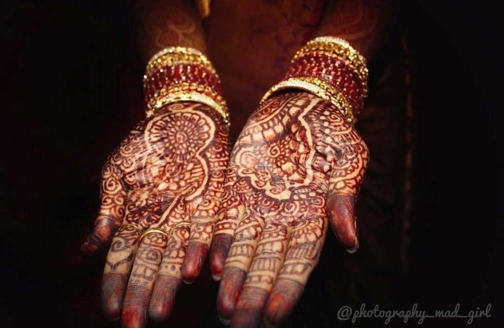 Beauty of Mehandi