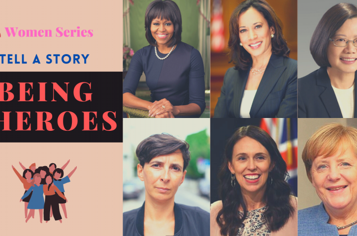 Tell-A-Story (Is Gender Parity in Politics A Distant Dream?)