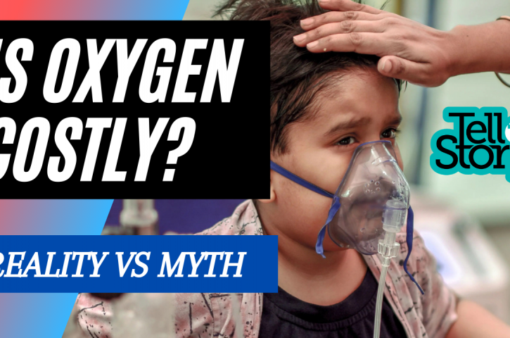 Tell-A-Story ( Is Oxygen Costly or Is It A Global Crisis Overlooked? )